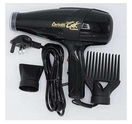 Hair blow-dry