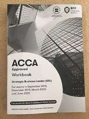 ACCA BPP 2019-2020 Revision Kits and Study Texts