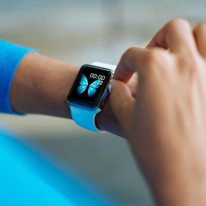 X6 Smart Watch Bracelet Heart Rate Blood Pressure Fitness Waterproof Bracelet image 6