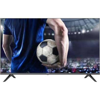 hisense 43 smart frameless tv image 1