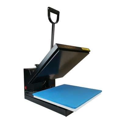 "Digital Clamshell 15""X15""Transfer Sublimation Heat Press Machine  T-Shirt image 2"