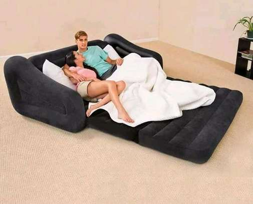 Intex Inflatable Pull Out Sofa image 4