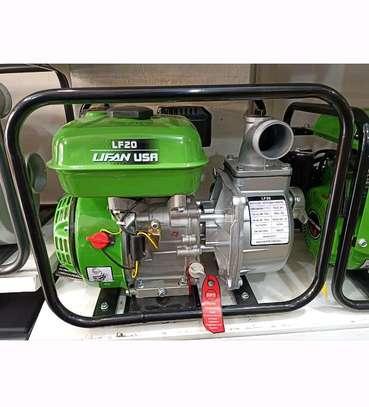 Lifan USA 2inch Water Pump Generator lf20 image 1