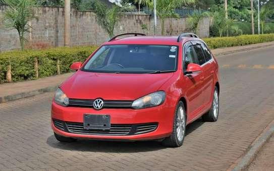 Volkswagen golf Variant  Year 2012 image 4