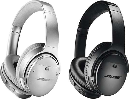 Bose QuietComfort 35 II Noise Cancelling Smart Wireless Headphones image 1