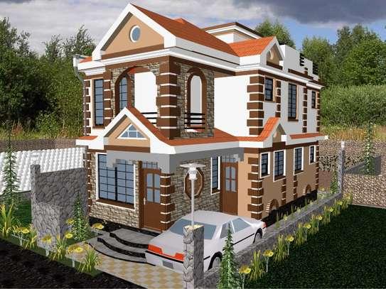 HOUSE PLANS AVAILABLE 2020- BUNGALOWS,MAISONETTES, VILLAS, FLATS image 7