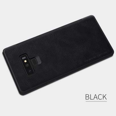 Nillkin Qin Series Leather Luxury Wallet Pouch For Samsung Note 9 image 2