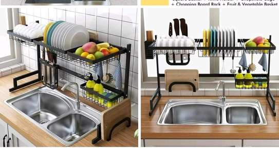 Over the sink Dish Rack image 1