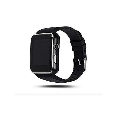 Smart Watch X6 Sleek Smartwatch Watch Phone For Android - Black image 2
