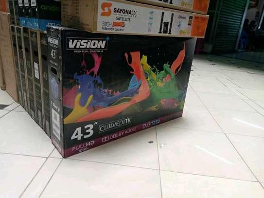 43 VISION TV SMART DIGITAL,