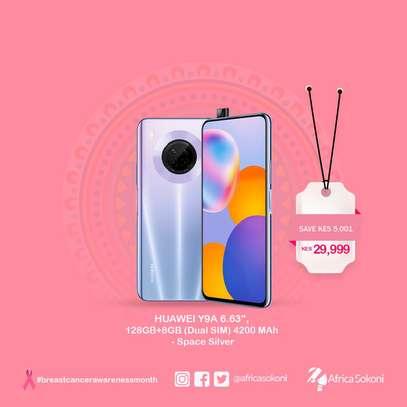 "Huawei Y9A 6.63"" image 1"