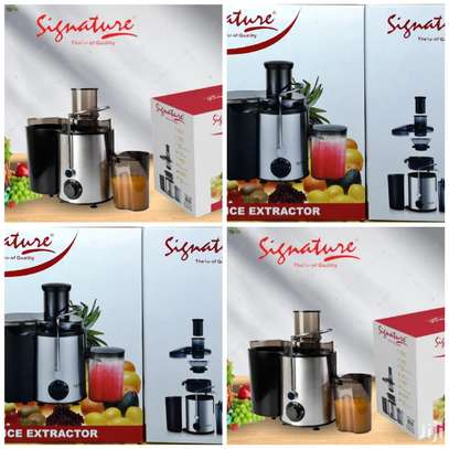 Signature Juice Extractor/Juicer image 4