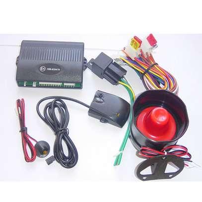 12V Car Vehicle Burglar Alarm Security Protection System image 1