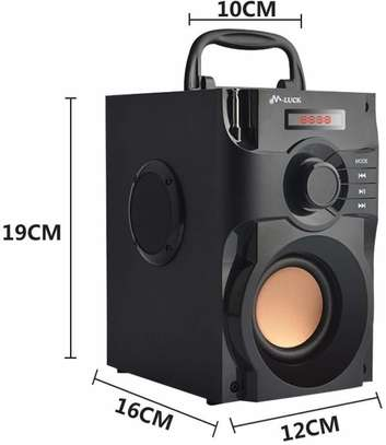 Bluetooth woofer Speaker-ST-B21 image 4