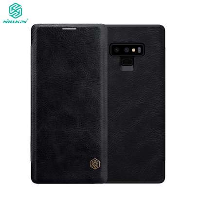Nillkin Qin Series Leather Luxury Wallet Pouch For Samsung Note 9 image 5