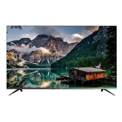 Skyworth  32″ Frameless Smart Android LED TV – Black image 1