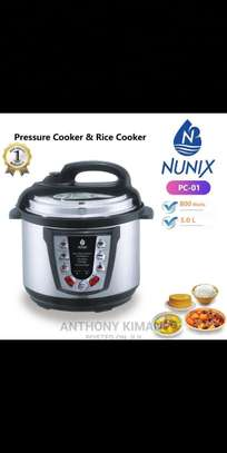 Pressure and Rice Cooker image 1