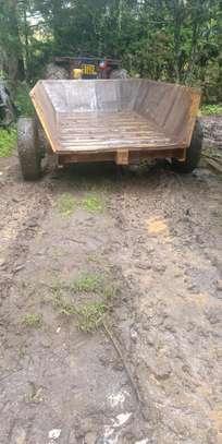 Tractor traller