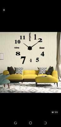 DIY Wall clock image 1