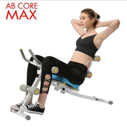 Abs Core max Abdominal Power Plank Exercise Machine image 3