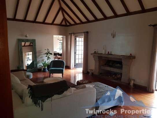 4 bedroom house for rent in Karen image 15