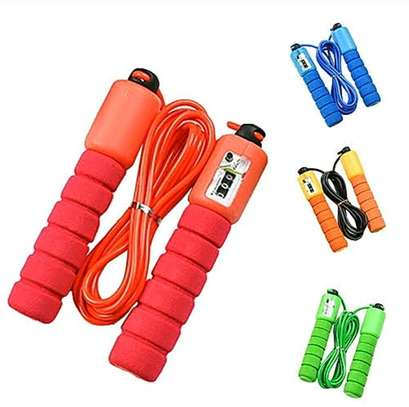 Skipping Rope With Jump Counter image 3