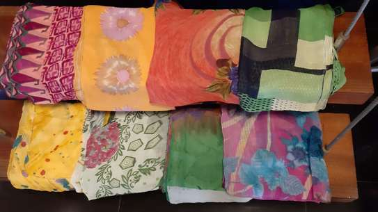 Chiffon scarf- for Bulk and retail sale image 2