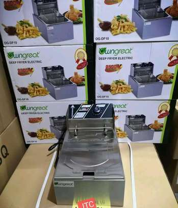6Ltrs Deep frier on offer image 1