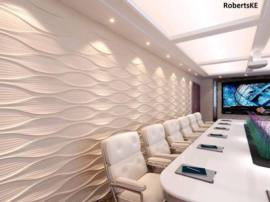 indoors/outdoor decor 3D wall panels image 1