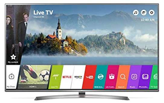 75 inch LG Smart UHD 4K LED TV - 75UJ675V - Brand New Sealed