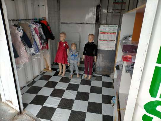Baby clothes shop for sale image 13