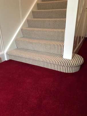 Red wedding carpet image 6