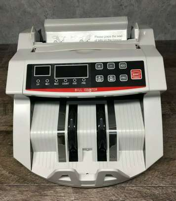 Bill Counter BL-2108 w/ AC adapter image 6