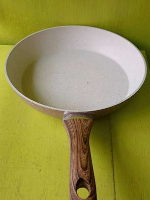 Quality granite fry pans, 28 CM. image 1