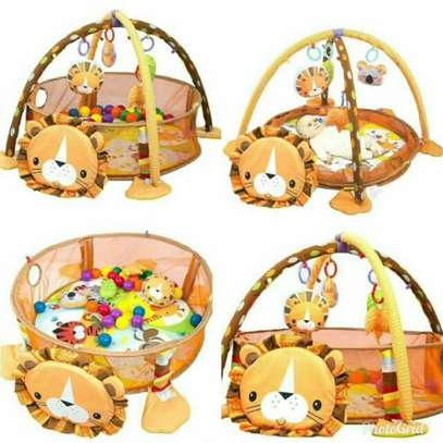 Baby Infantino 3-in-1 Grow with me Activity Gym and Ball Pit