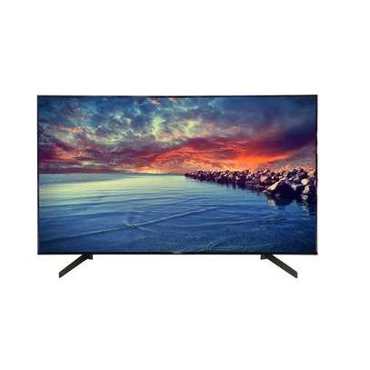 Sony  75 4K HDR Processor X1 Acoustic Multi-Audio Android TV NEW 2019- Black image 1