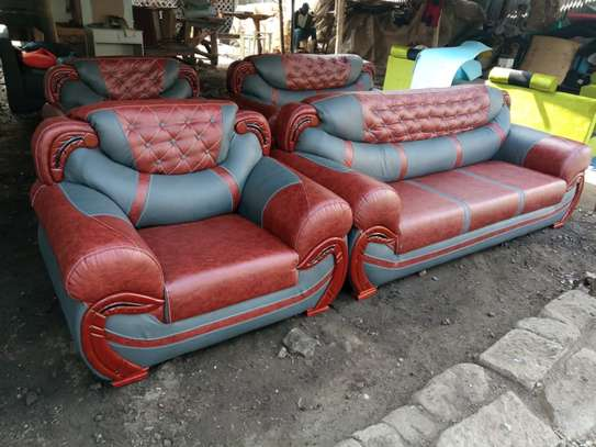 Seven (7) Seater Sofa Set