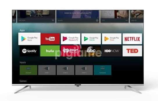 Skyworth 55 inch smart TV Frameless TV image 1
