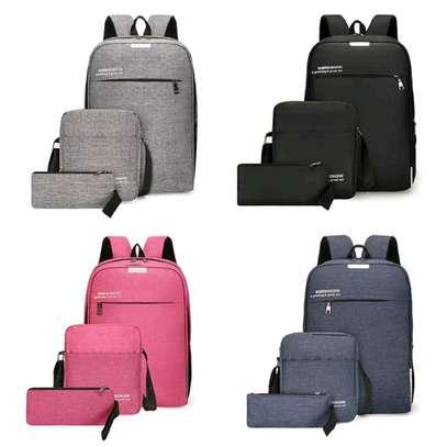 3 in 1 backpack/bag image 1
