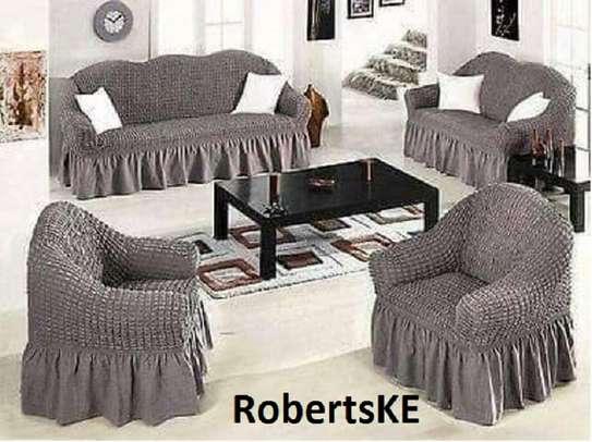 turkish sofa cover 5 seater image 1