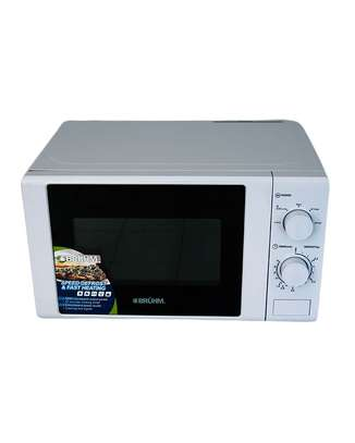 Bruhm Manual Microwave image 1