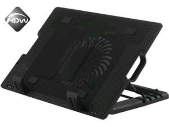 Ergo stand and cooler fan for laptops image 2