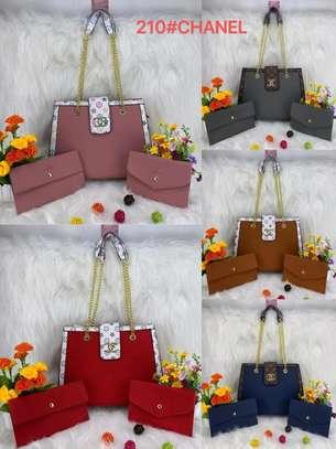 LV 3 in 1 Handbags
