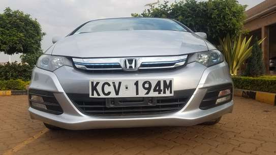 Honda Insight 2012model, New shape image 10