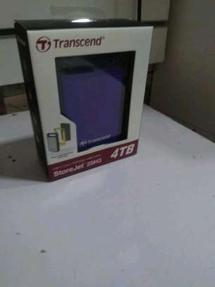 4Tb external hard drive image 1