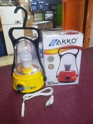 AKKO Rechargeable portable LED Lamp image 3