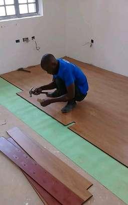 wooden floor tiles image 3