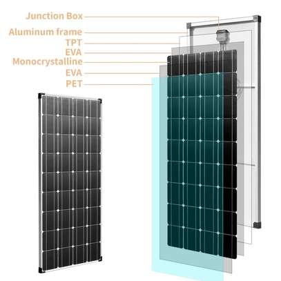 Solar panels 300w image 4