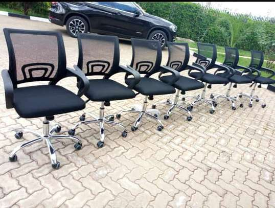 Office secretarial study chairs