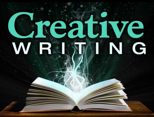 Creative Writing and Handwriting at Home